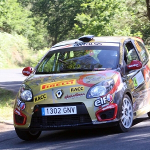El equipo Diabolique Returns vence en la Challege Twingo y en la Categoria R2 en el Rallye de Ourense