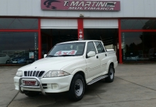 SSANGYONG – MUSSO PICK-UP