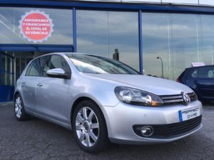 VOLKSWAGEN –  GOLF VI 2.0 TDI 110cv DPF Advance 5p