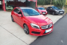 MERCEDES-BENZ – CLASE A 200 CDI BlueEFFICIENCY AMG Line
