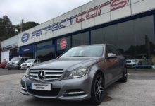 MERCEDES-BENZ – Clase C 220 CDI Blue Efficiency Avantgarde